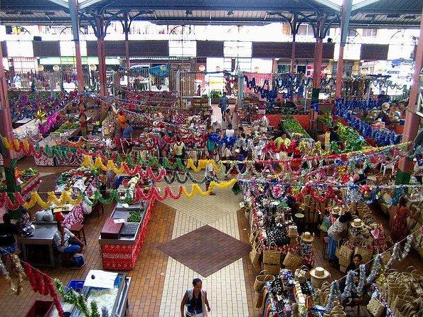 Marché de Pape'ete (Pape'ete Market)