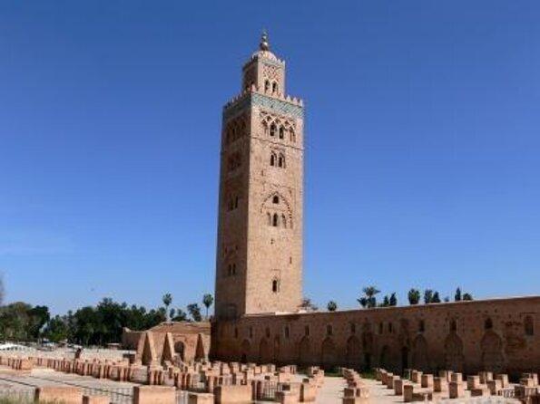 Mosquée de la Koutoubia (Mosquée Koutoubia)