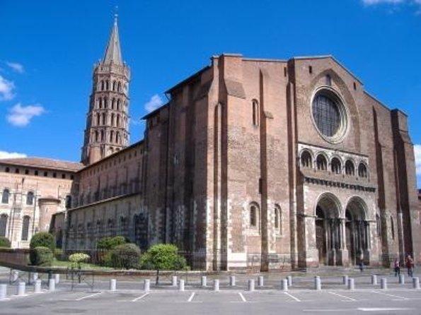 St. Sernin Basilica (Basilique Saint-Sernin)