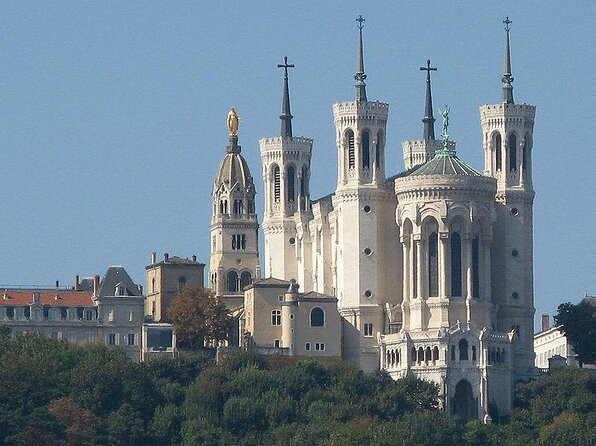 Basilica of Notre-Dame de Fourvière (Basilique Notre-Dame de Fourvière)