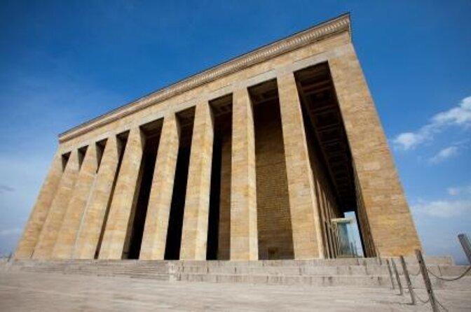 Ataturk Mausoleum (Anitkabir)