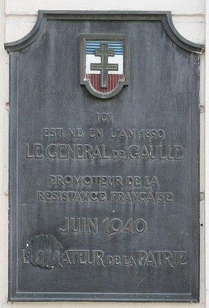 Birthplace of Charles de Gaulle (Maison Natale de Charles de Gaulle)