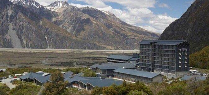 Mt. Cook Hermitage Hotel