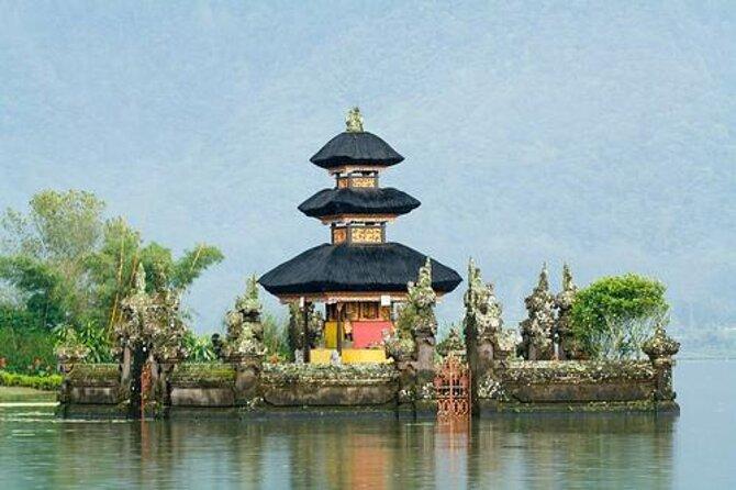 Ulun Danu Beratan Tempel (Pura Ulun Danu Bratan)