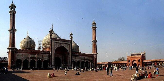Jama Masjid (Masjid e Jahan Numa)