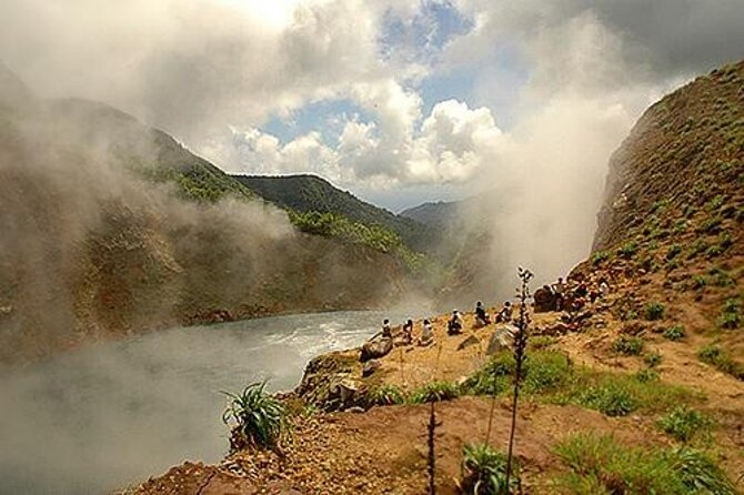Lago Boiling