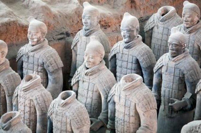 Terracotta Warriors Museum (Emperor Qinshihuang's Mausoleum Site Museum)
