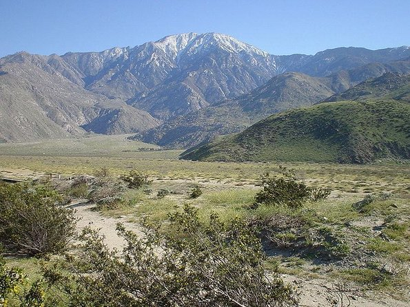 Mt. San Jacinto State Park and Wilderness