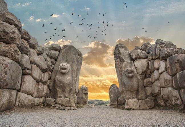 The 5 Best Hattusa (Hattusha) Tours & Tickets 2021 - Ankara | Viator