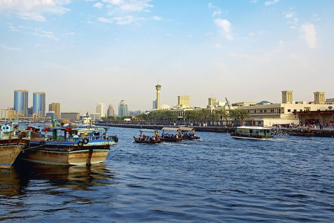 Dubai Creek (Khor Dubai)
