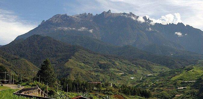 Mt. Kinabalu (Gunung Kinabalu)