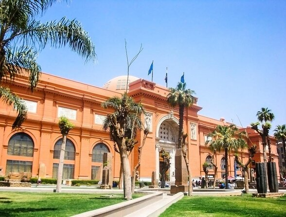 Egyptian Museum (Museum of Egyptian Antiquities)