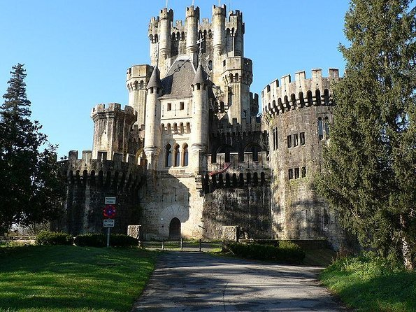 Butrón Castle (Castillo de Butrón)