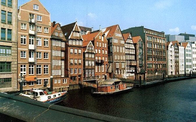Hamburg Old Town (Hamburg Altstadt)