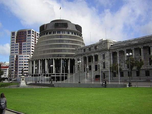 New Zealand Parliament (Beehive)