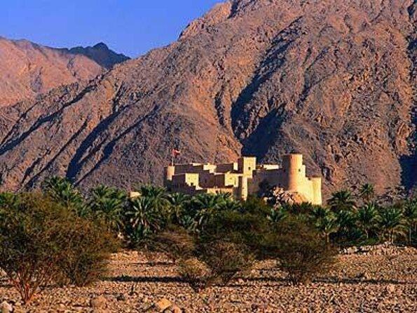 Al-Hajar Mountains