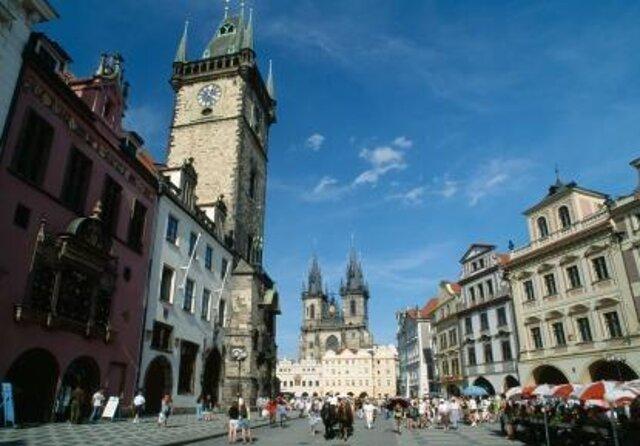 Prague Old Town Square (Staromestské Námestí)
