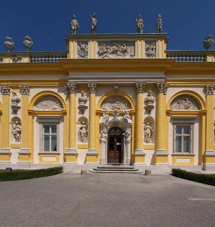 Wilanow Palace (Museum of King Jan III)