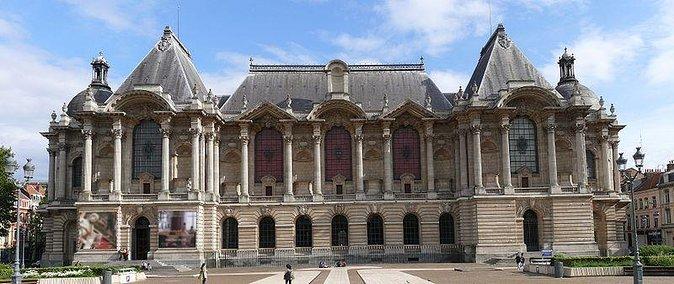 Lille Museum of Fine Arts (Palais des Beaux Arts de Lille)