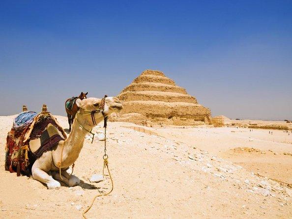 Pyramid of Djoser (Step Pyramid)