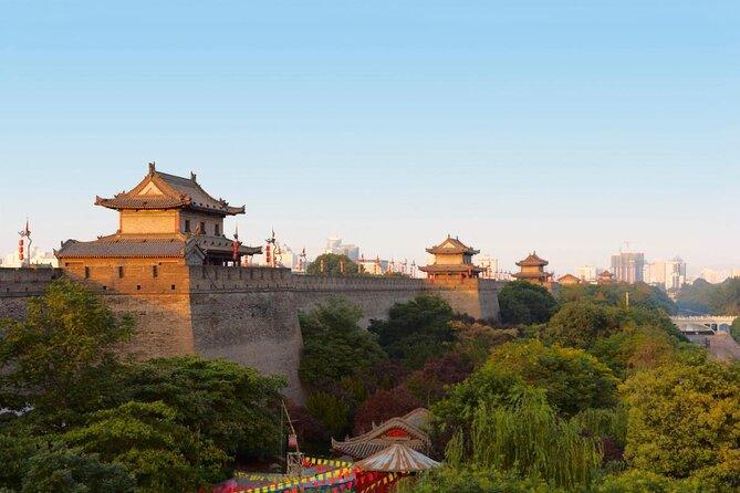 Xi'an City Wall (Chengqiang)