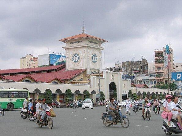 Ben Thanh Market (Cho Ben Thanh)