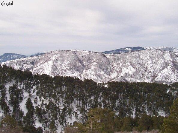 Boz Mountains (Bozdag)