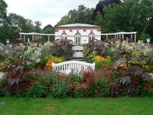 Botanical Garden Frankfurt (Palmengarten)