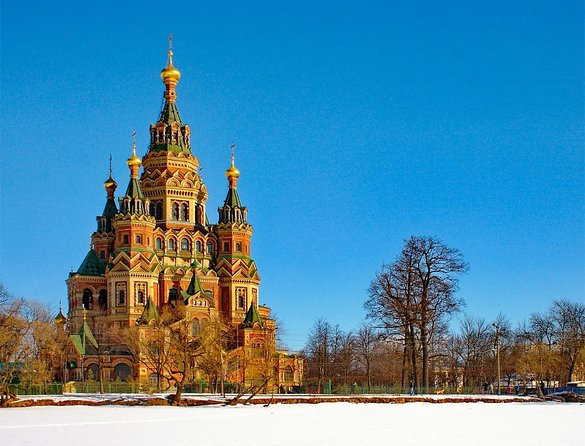Peter and Paul Cathedral (Petropavlovskiy Sobor)