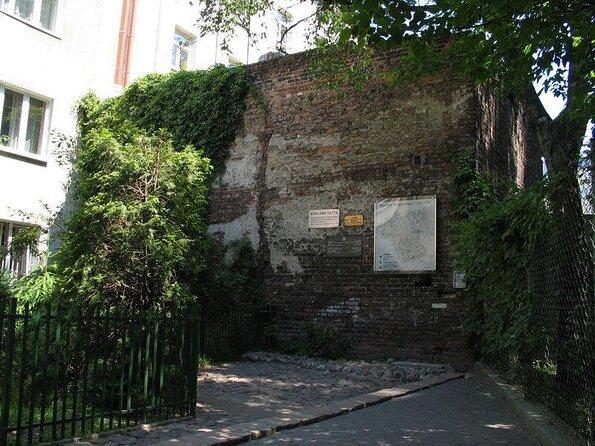 Warsaw Jewish Ghetto (Getto Zydowskie)
