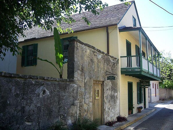 Father Miguel O'Reilly House Museum