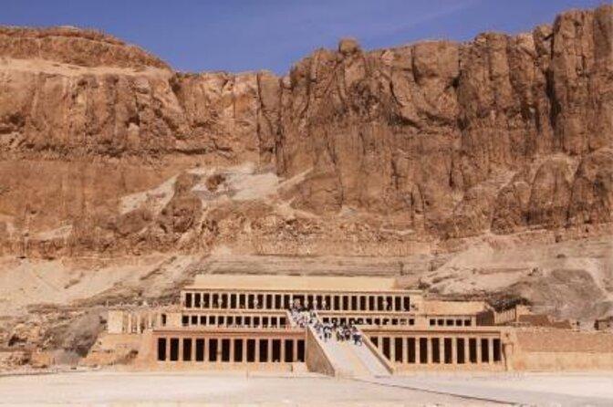Temple of Hatshepsut (at Deir el-Bahari)
