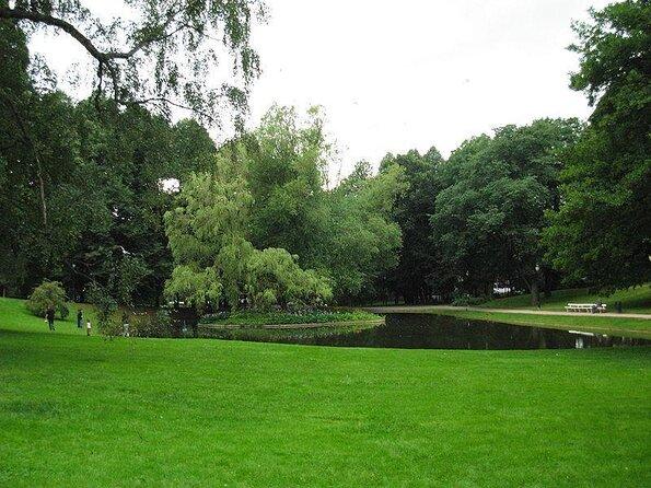 Oslo Palace Park (Slottsparken)
