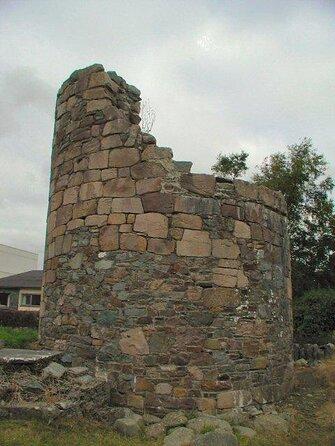 Aghadoe-kathedraal (Aghadoe-kerk en ronde toren)