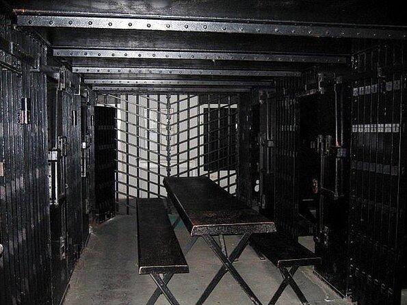 St. Augustine Old Jail