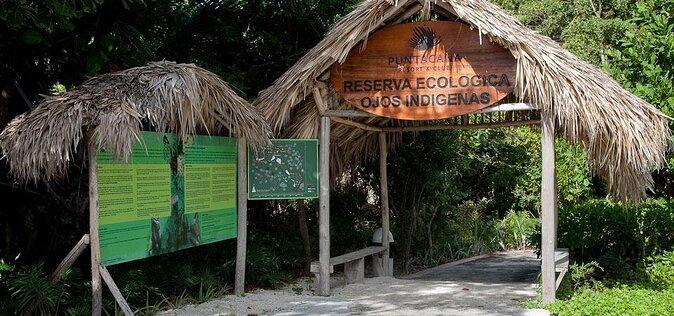 Indigenous Eyes Ecological Park and Reserve (Parque Ojos Indigenas)