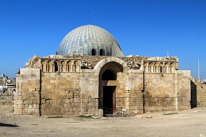 Amman Citadel (Jabal al-Qalaa)