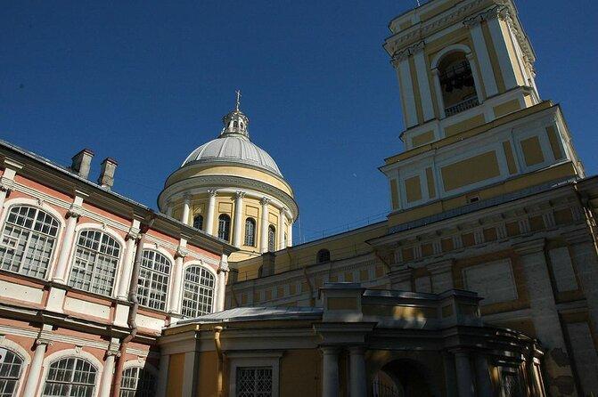 Alexander Nevsky Lavra Monastery