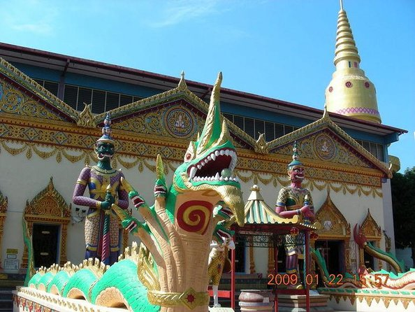 Chayamangkalaram Buddhist Temple (Wat Chayamangkalaram)