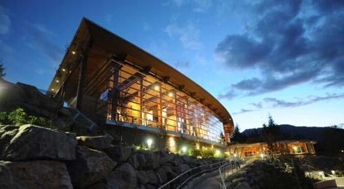 Squamish Lil'wat Cultural Center (SLCC)