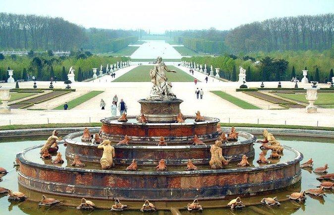 Versailles Gardens (Jardins de Versailles)