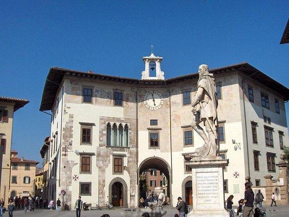 Knights' Square (Piazza dei Cavalieri)
