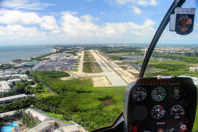 Key West Discovery Flight Helicopter Tour