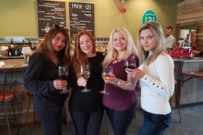 6 Hour Private Sonoma or Napa Wine Tasting Tour (Sedan, SUV or Limo)