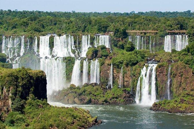 Iguaçu-Fälle (Cataratas do Iguaçu)