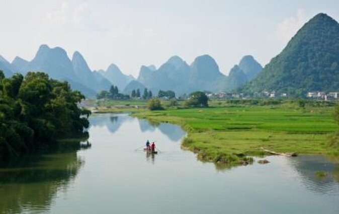 Green Lotus Peak (Bilian Feng)