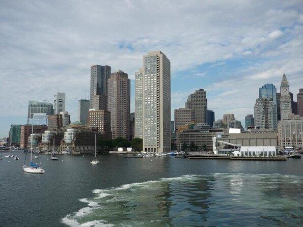 Flynn Cruiseport Boston (Black Falcon Cruise Terminal)