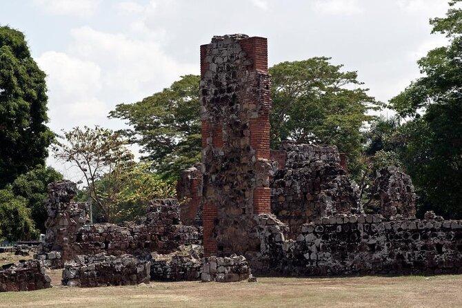 Panamá Viejo (Antiguas Ruinas de Panamá)