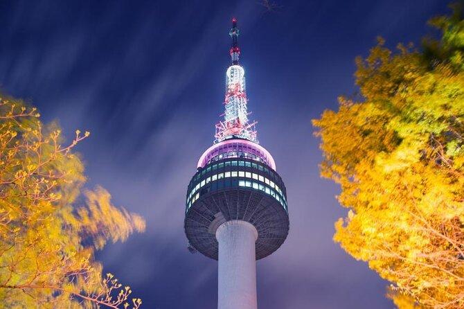 Namsan Tower (N Seoul Tower)