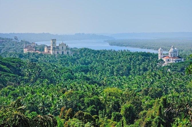 Old Goa (Goa Velha)